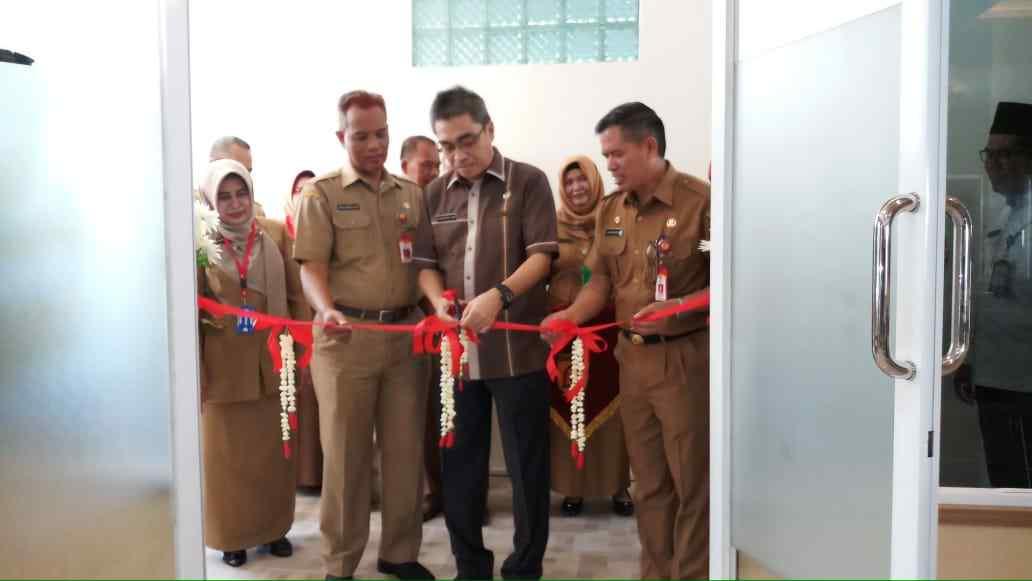 H Darmawan Jaya resmikan Ruang Sidang MP-TGR 3