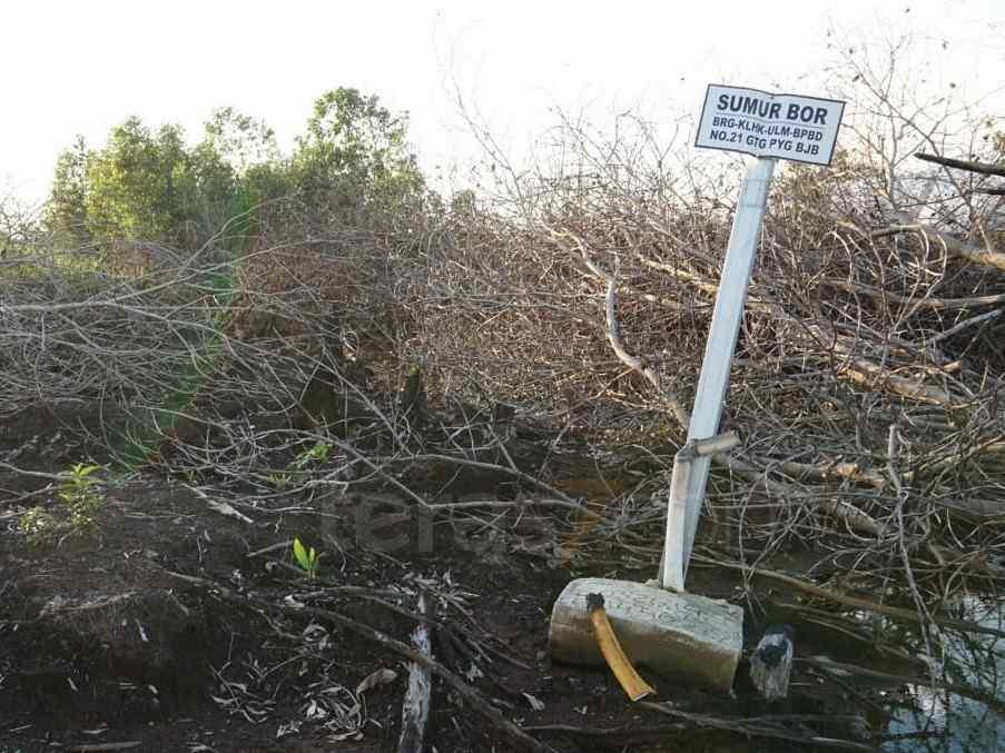 Kejari Banjarbaru Telisik Proyek Sumur Bor Yang Diduga Tidak Sesuai Spek 3