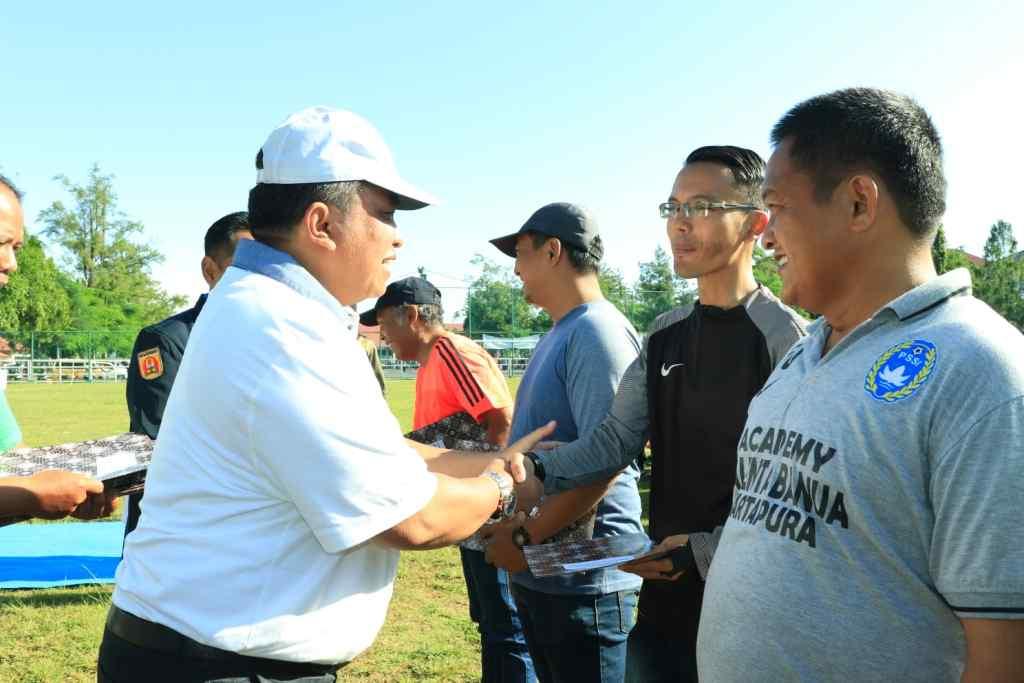Tantangan Terpenuhi, Nadjmi 'Ditantang' Balik Karang Taruna Banjarbaru 3