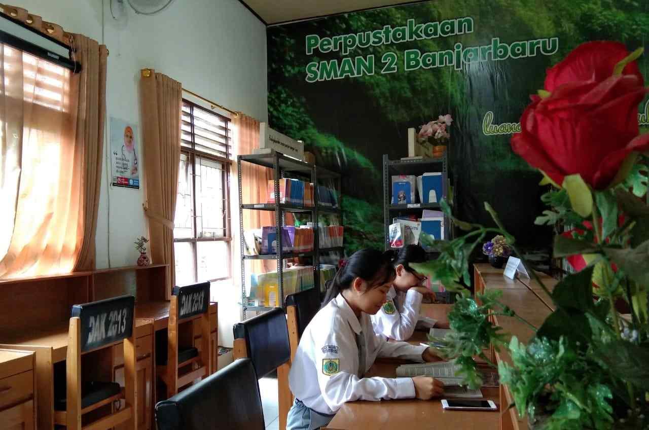 SMADA Jadi SMA Pertama di Banjarbaru yang Terapkan Konsep 'SRA' 3