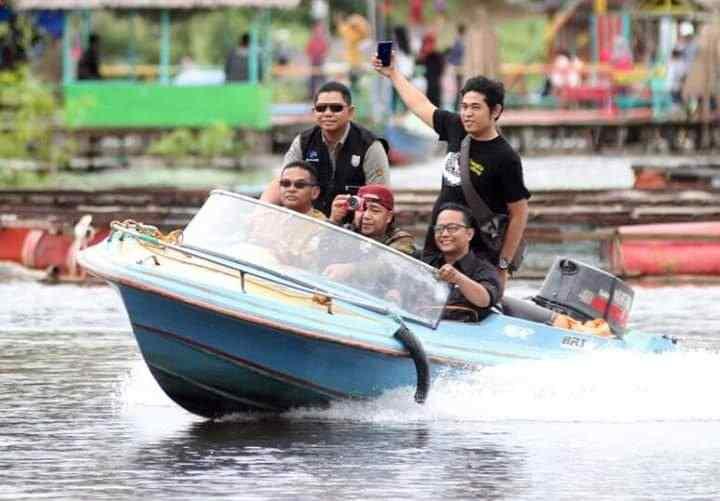 Gebrak Pariwisata Banjar, Medsos Milenial Yakin Mampu menjadi Media Promosi 3