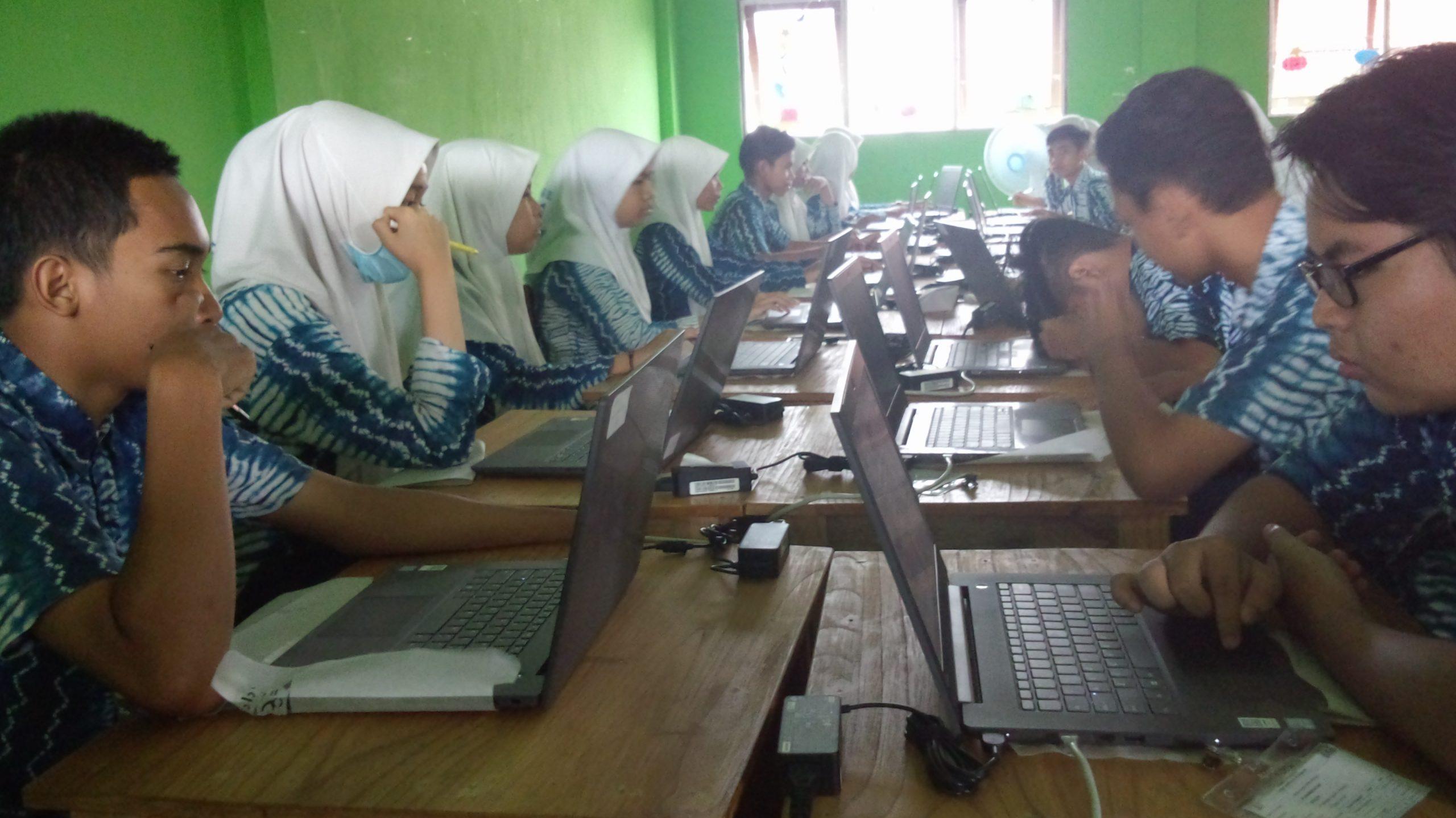 Komisi IV DPRD Banjar Rekomendasikan Bantuan Komputer Untuk Pelaksanaan UNBK 1