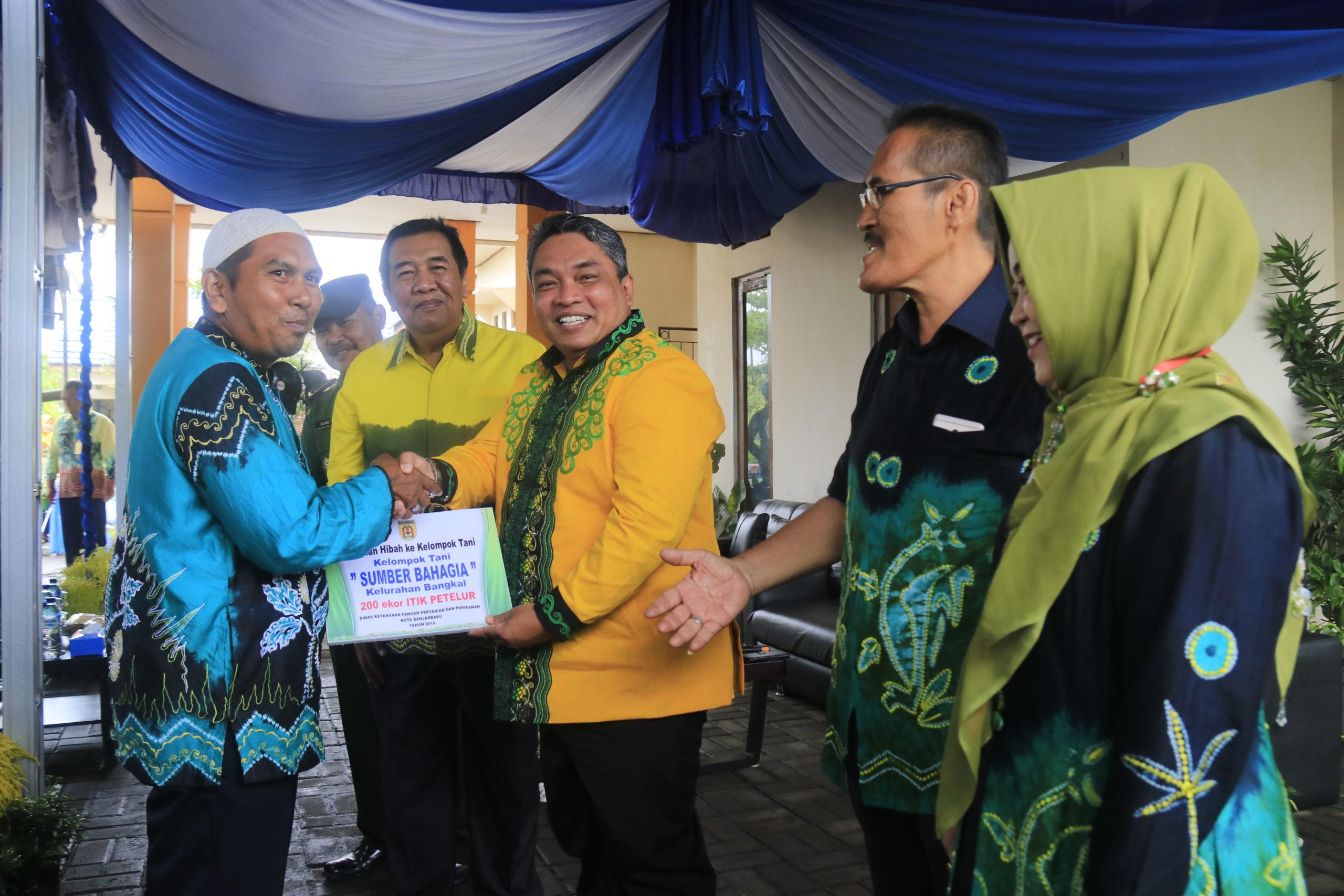 Nadjmi Khawatir Sektor Pertanian Di Banjarbaru Berkurang 3