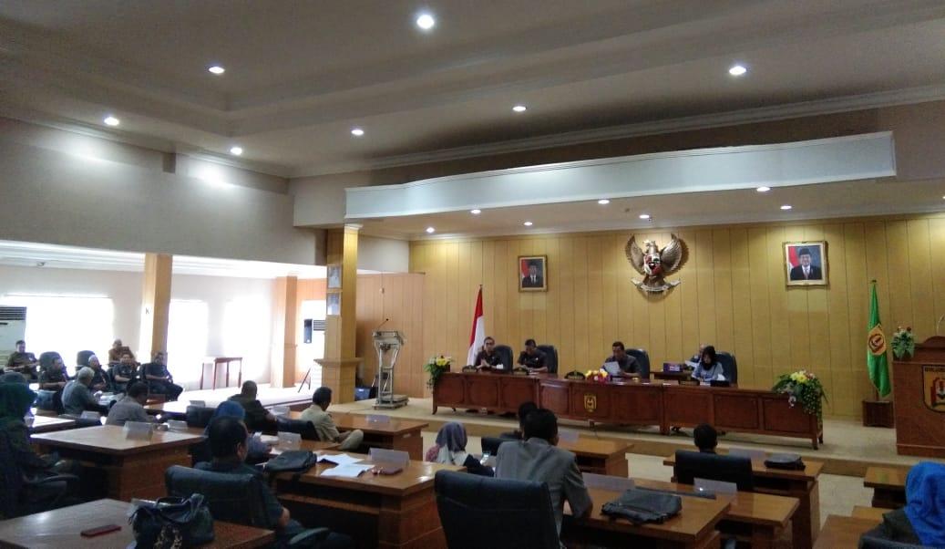 Awasi Kinerja Gugus Tugas Covid-19, DPRD Banjarbaru Bentuk Pansus 3