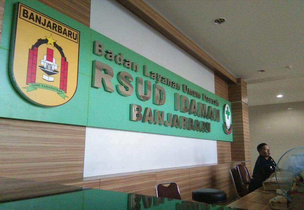 Swab Test RSD Idaman Banjarbaru Kerjasama Dengan Prodia 3