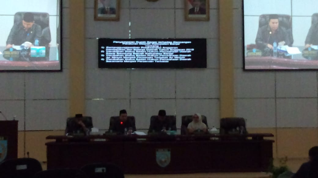Terkait Perombakan 3 BUMD, DPRD Banjar Tak Jamin Selesai Sebelum Pelantikan Anggota DPRD Periode Mendatang 3