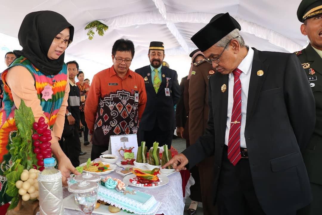 Kampanye Konsumsi Makanan Lokal, Kabupaten Banjar Gelar Lomba Kuliner 45