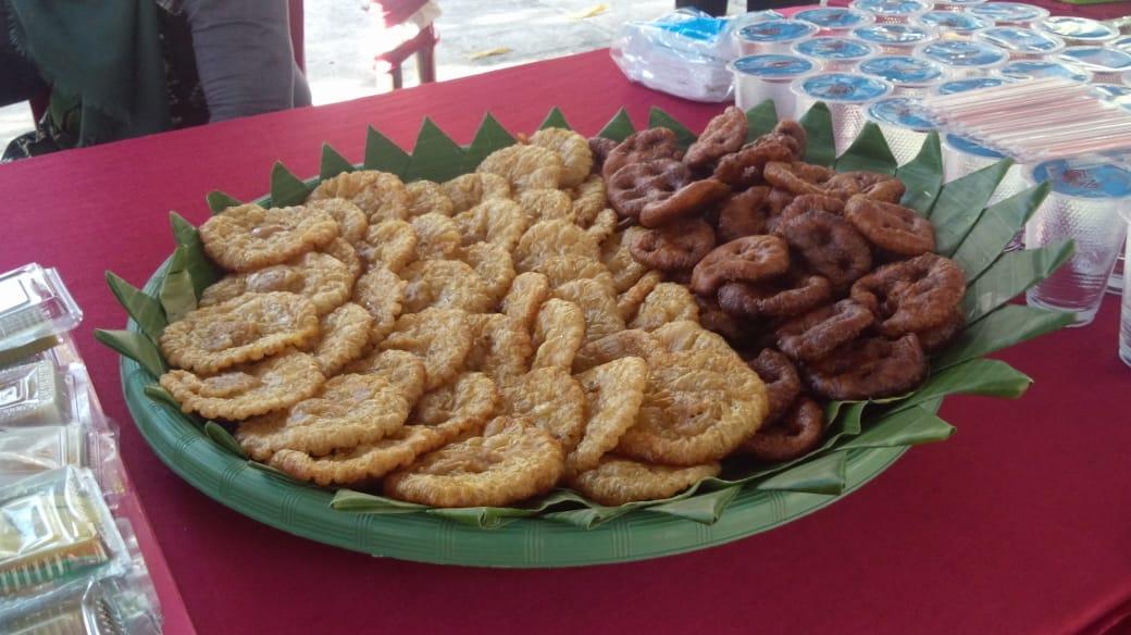 Kuliner Gratis Puncak Harjad Kabupaten Banjar Diserbu Warga 39