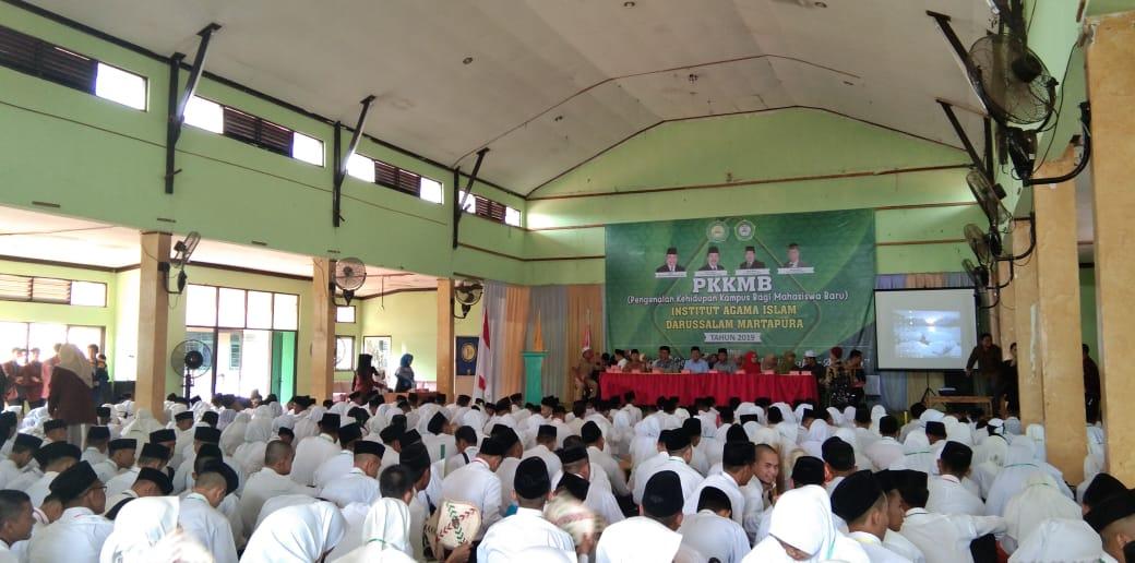 Ratusan Mahasiswa Baru Ikuti PKKMB IAID Martapura 3