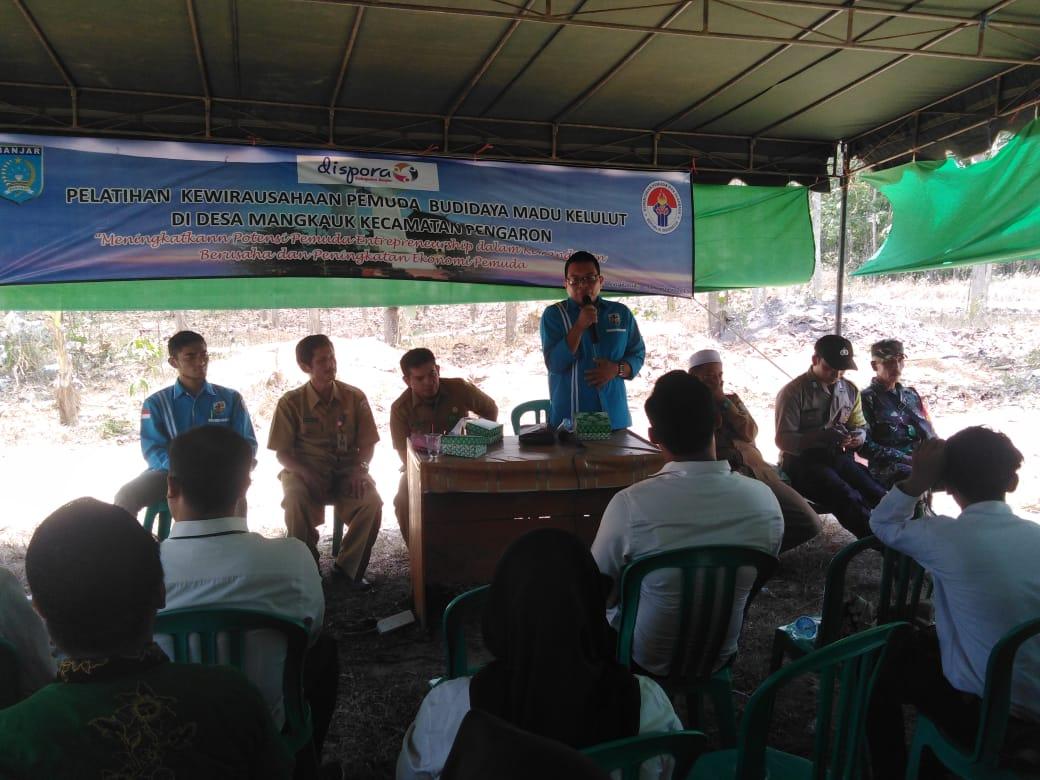 Dispora Banjar Gelar Pelatihan Wirausaha Perdana, Ingin Pemuda Jadi Mandiri 3