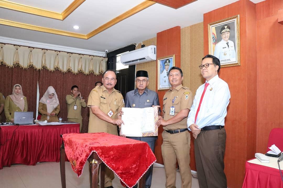 Banjar-Banjarbaru Sepakati 162 Titik Batas Wilayah 3