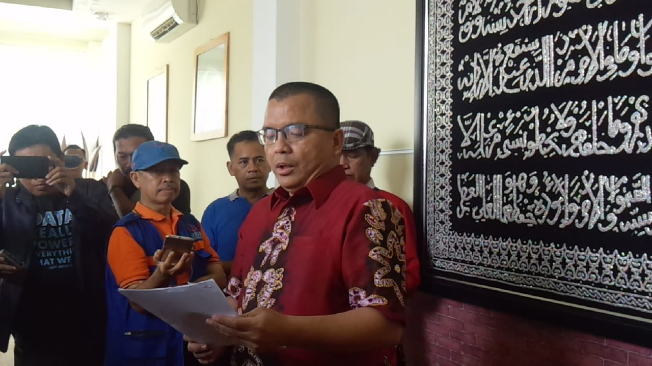 Turun Gunung, Denny Indrayana Pastikan Maju Di Pilgub Kalsel 2020 1