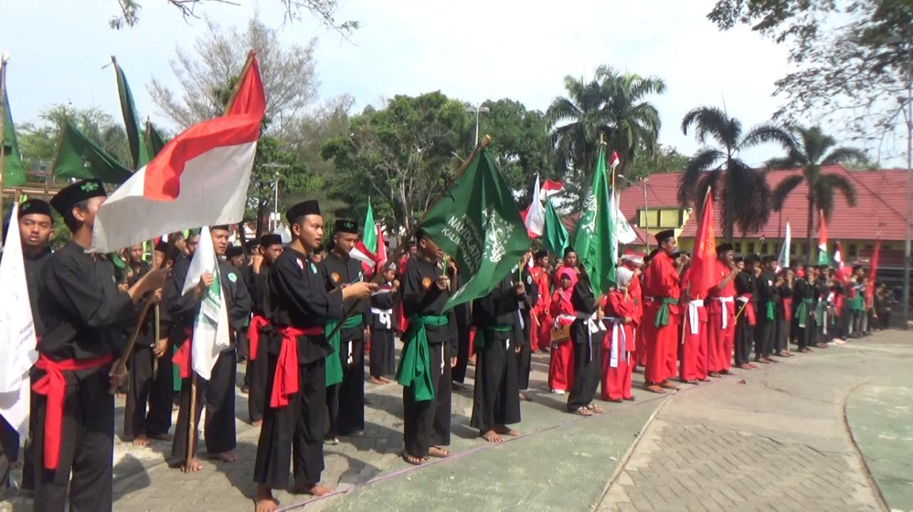 Buka Apel Kebangsaan NU, Nadjmi Adhani Dorong Santri Jadi Pemain Dalam Pembangunan 1