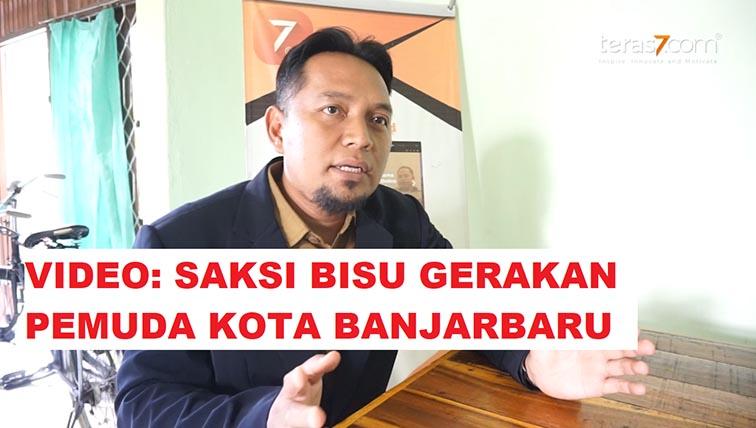 VIDEO: Saksi Bisu Gerakan Pemuda Kota Banjarbaru 12