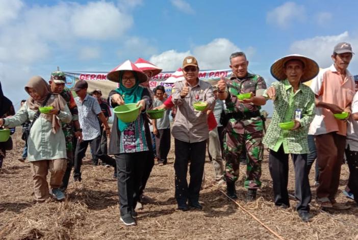 Serasi Mulai Berjalan, Kecamatan Kertak Hanyar Mendapatkan Giliran 3