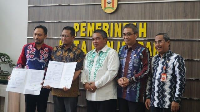 Pasar Tradisional Modern Bakal Jadi Ikon Banjarbaru 3