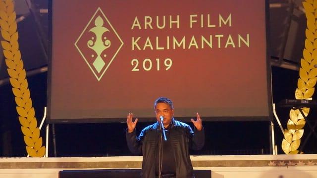 Walikota Banjarbaru Sambut Aruh Film Kalimantan 2019 1