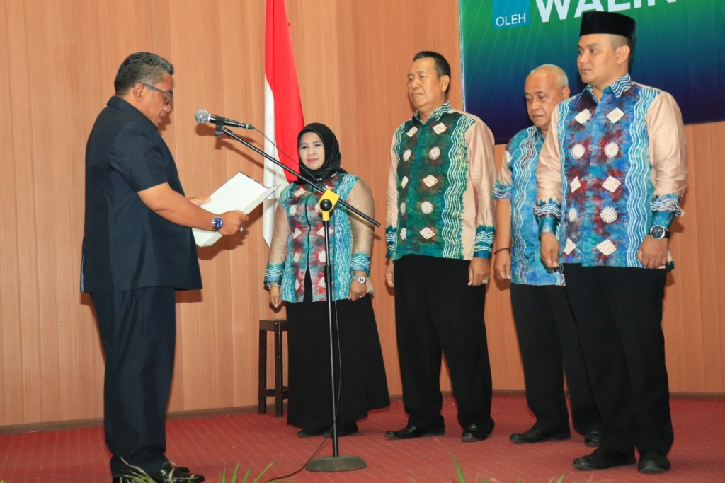 Semangat Kota Sehat, Walikota Kukuhkan Forkahat Banjarbaru 3