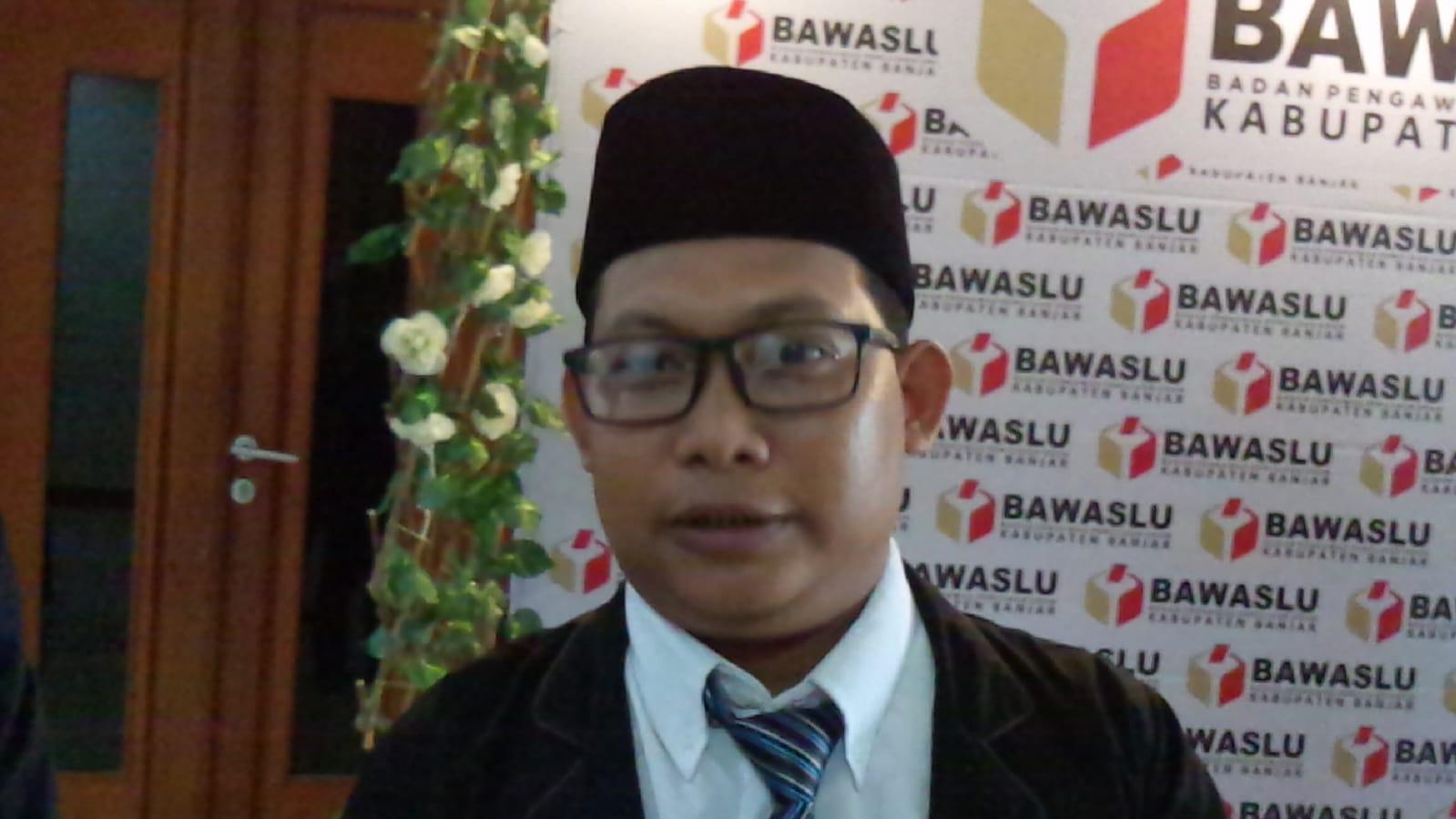 Jelang Pilkada 2020, Bawaslu Banjar Lantik 60 Panwascam 6
