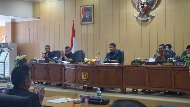 Merusak Lingkungan, DPRD Banjarbaru Bahas Raperda Limbah Cair 4