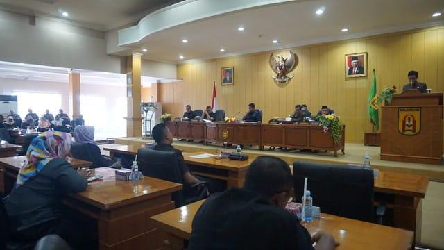 Merusak Lingkungan, DPRD Banjarbaru Bahas Raperda Limbah Cair 1