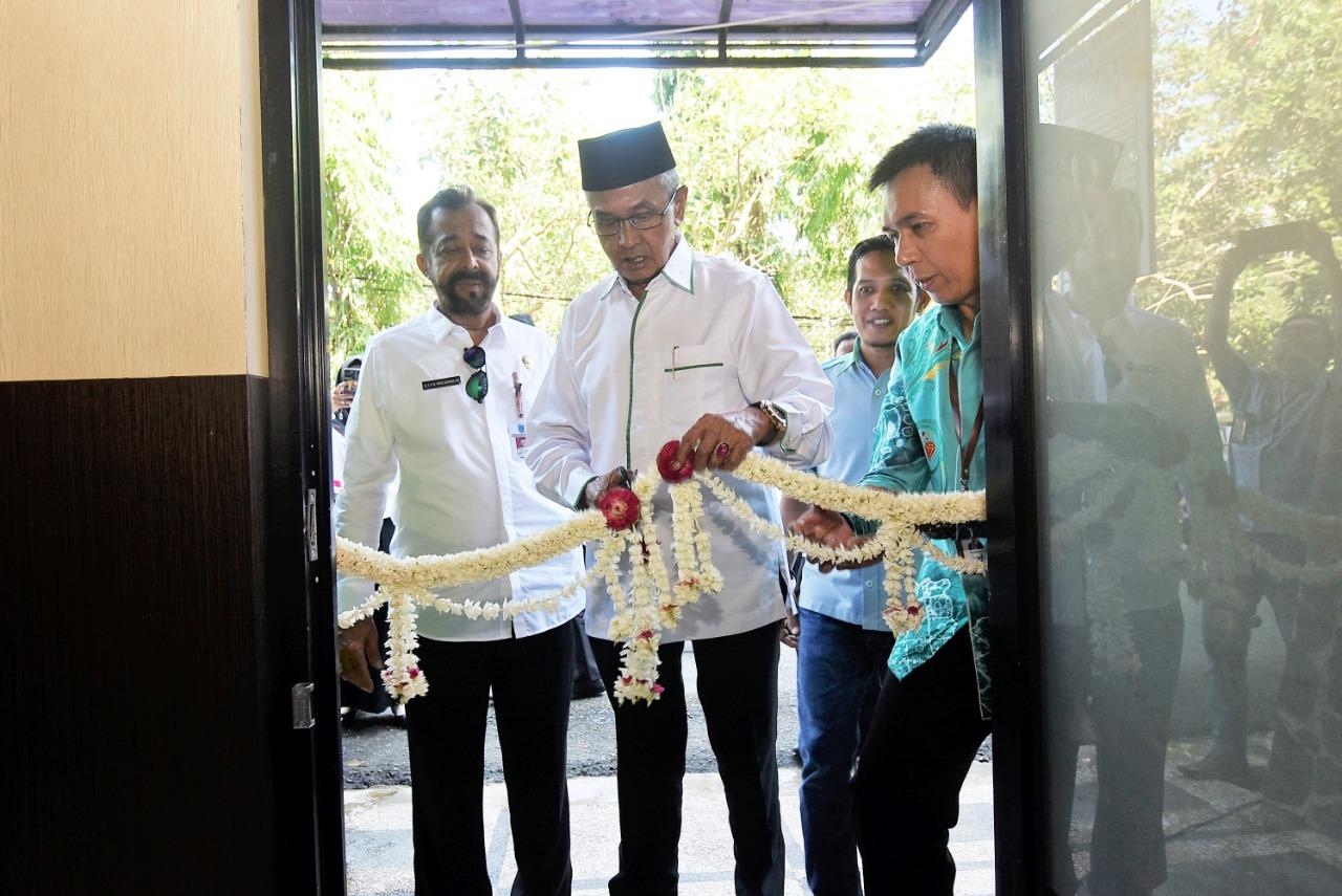 Maksimalkan Pelayanan, Bank KalSel Buka Kantor Kas Di Bapenda Banjar 6