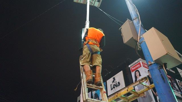 Lampu Merah RO Ulin dan Simpang 3 Brimob Banjarbaru Mulai Diperbaiki 3