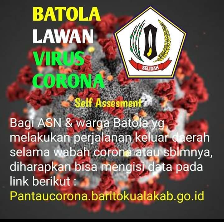 Lawan Virus Corona, 60 Warga Batola ODP 3