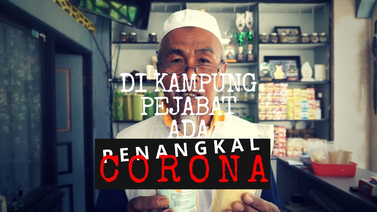 VIDEO: Penangkal Corona Ada Di Kampung Pejabat Banjarbaru 3