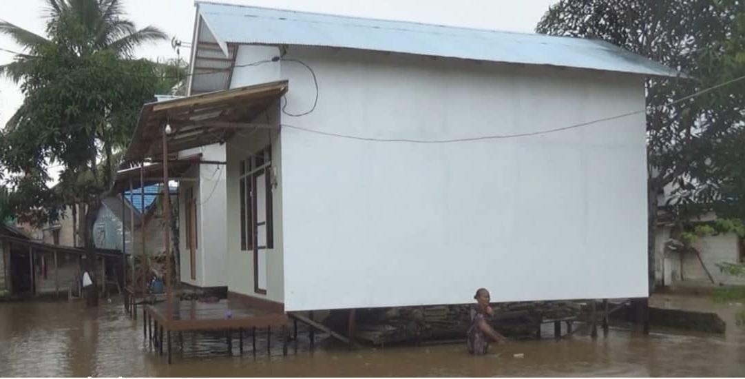 Guntung Alaban Jadi Langganan Banjir, Dinas PUPR Banjar Akan Normalisasikan Sungai 15
