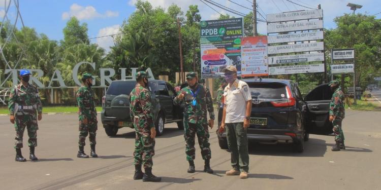 PSBB Kabupaten Banjar-Kota Banjarbaru Disetujui, Satgas Pengamanan Matangkan Persiapan 3