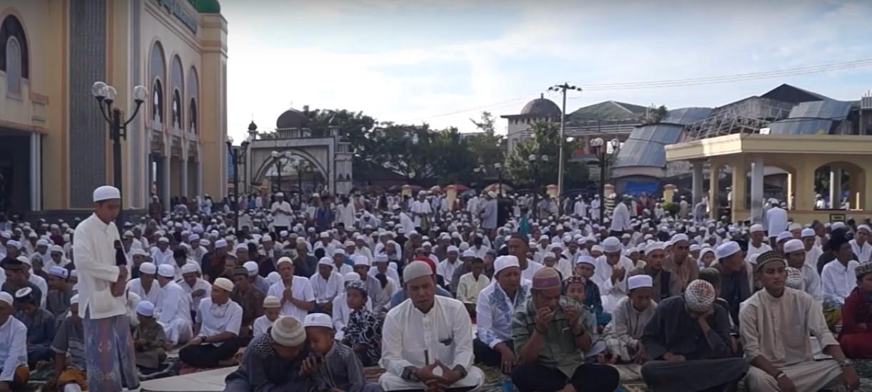 Di Hari Raya, Guru Wildan Himbau Umat Islam Gelar Shalat Idul Fitri Di Rumah 3