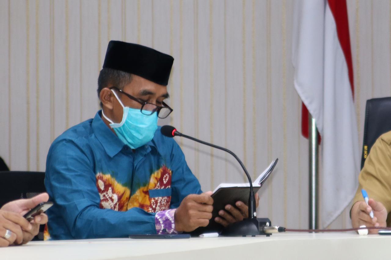 Jelang Pelaksanaan Pilkada 2020, KPU-Bawaslu Banjar Rakor Bersama Forkopimda 5