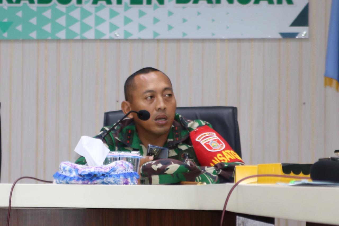 Jelang Pelaksanaan Pilkada 2020, KPU-Bawaslu Banjar Rakor Bersama Forkopimda 7