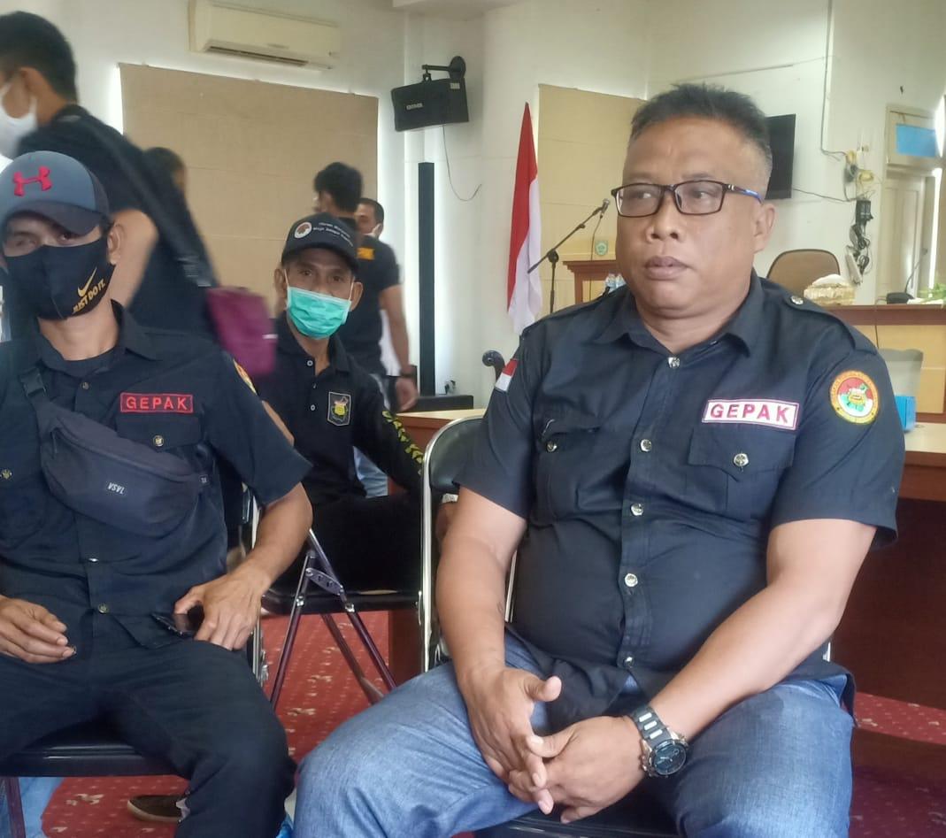 BNN Kabupaten Balangan lakukan kegiatan (P4GN) melalui talk show di kelompok masyarakat 6