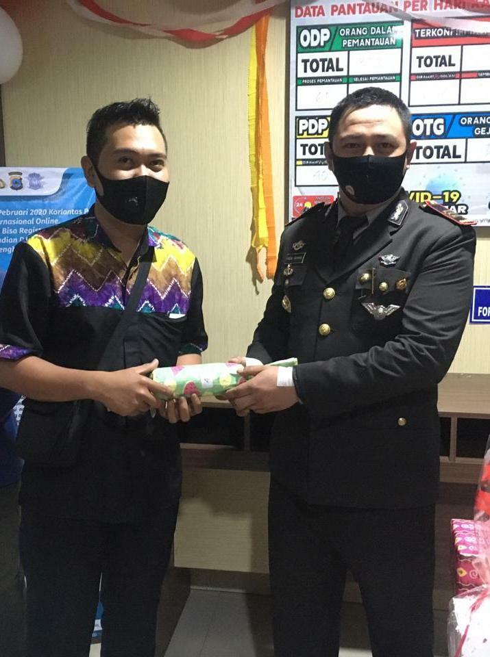 Lahir Di 1 Juli, Polres Banjar Berikan Voucher Pembayaran SIM Bagi 25 Warga Kabupaten Banjar 4