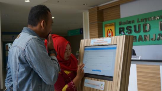 RSD Idaman Banjarbaru Tutup Pelayanan Bagi Pasien Non-Covid-19 1