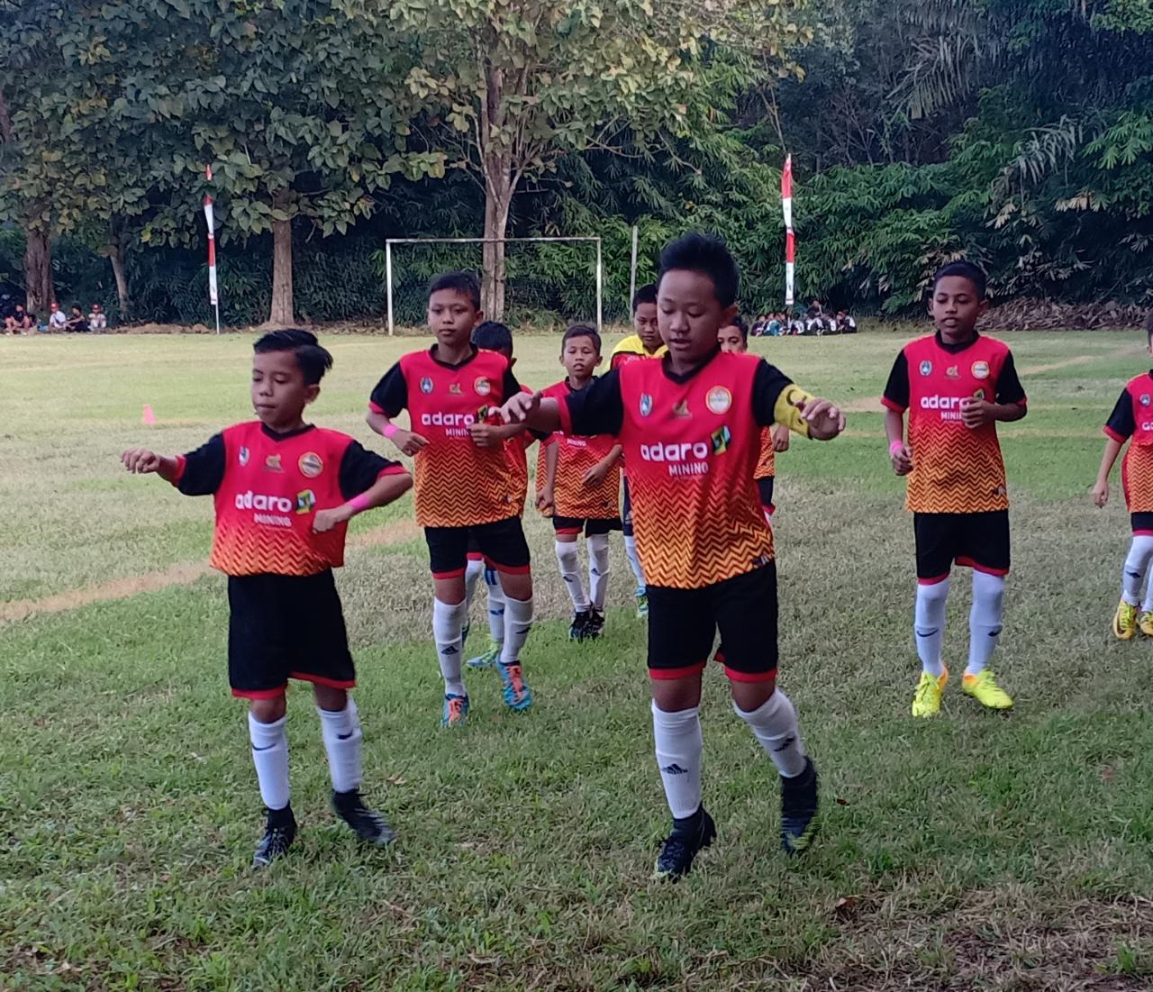 PSSI Askab Balangan beri Respon positif kegiatan Camat Cup U12 5