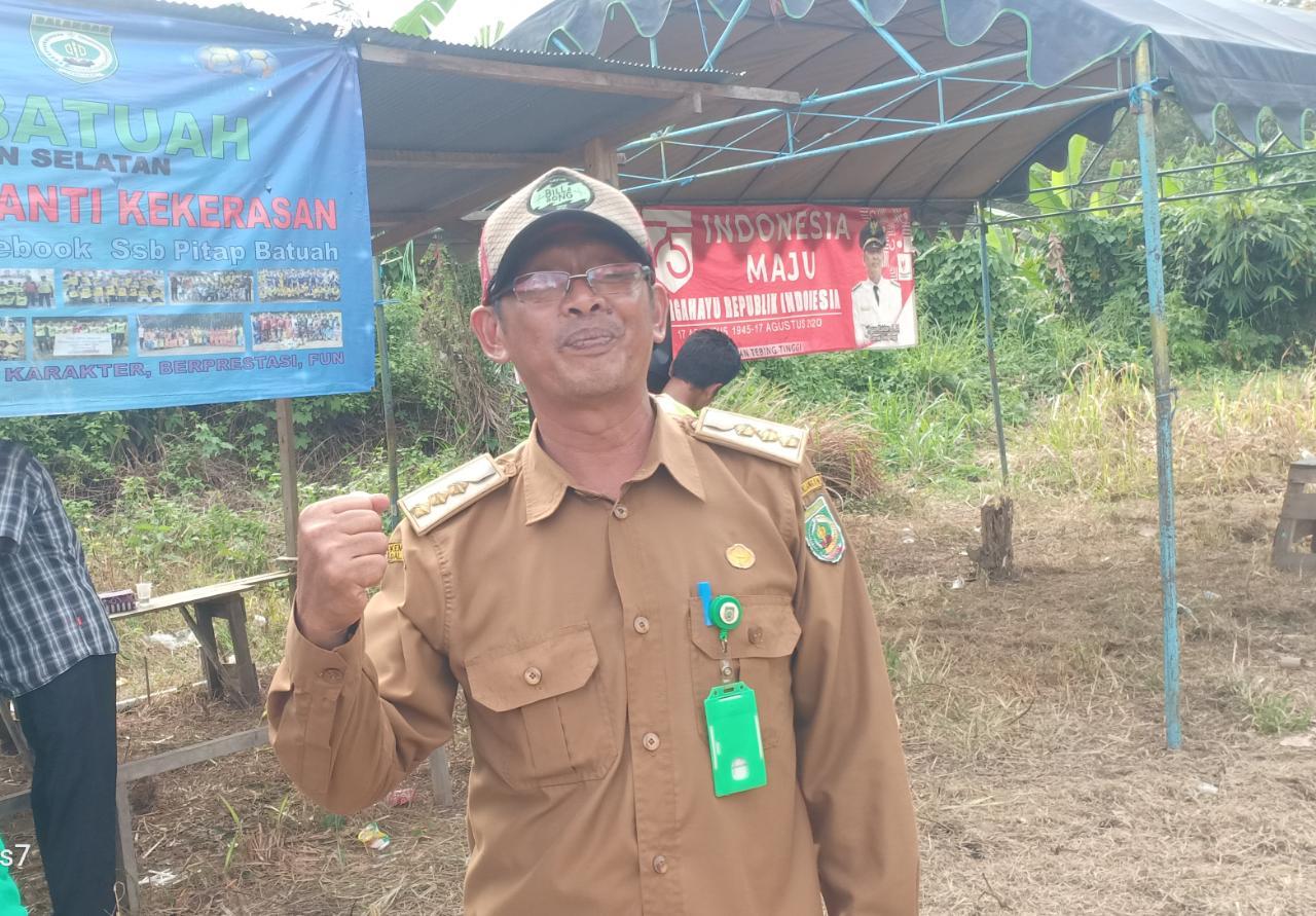 SSB Pitap Batuah juara Camat Cup U12 6