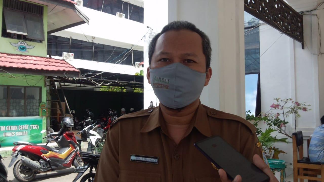"""Covid-19 Kian Memprihatinkan, Ketua DPRD Banjar : """"Kita Tak Bisa Apa-Apa, Tunggu Vaksin Saja"""" 6"""