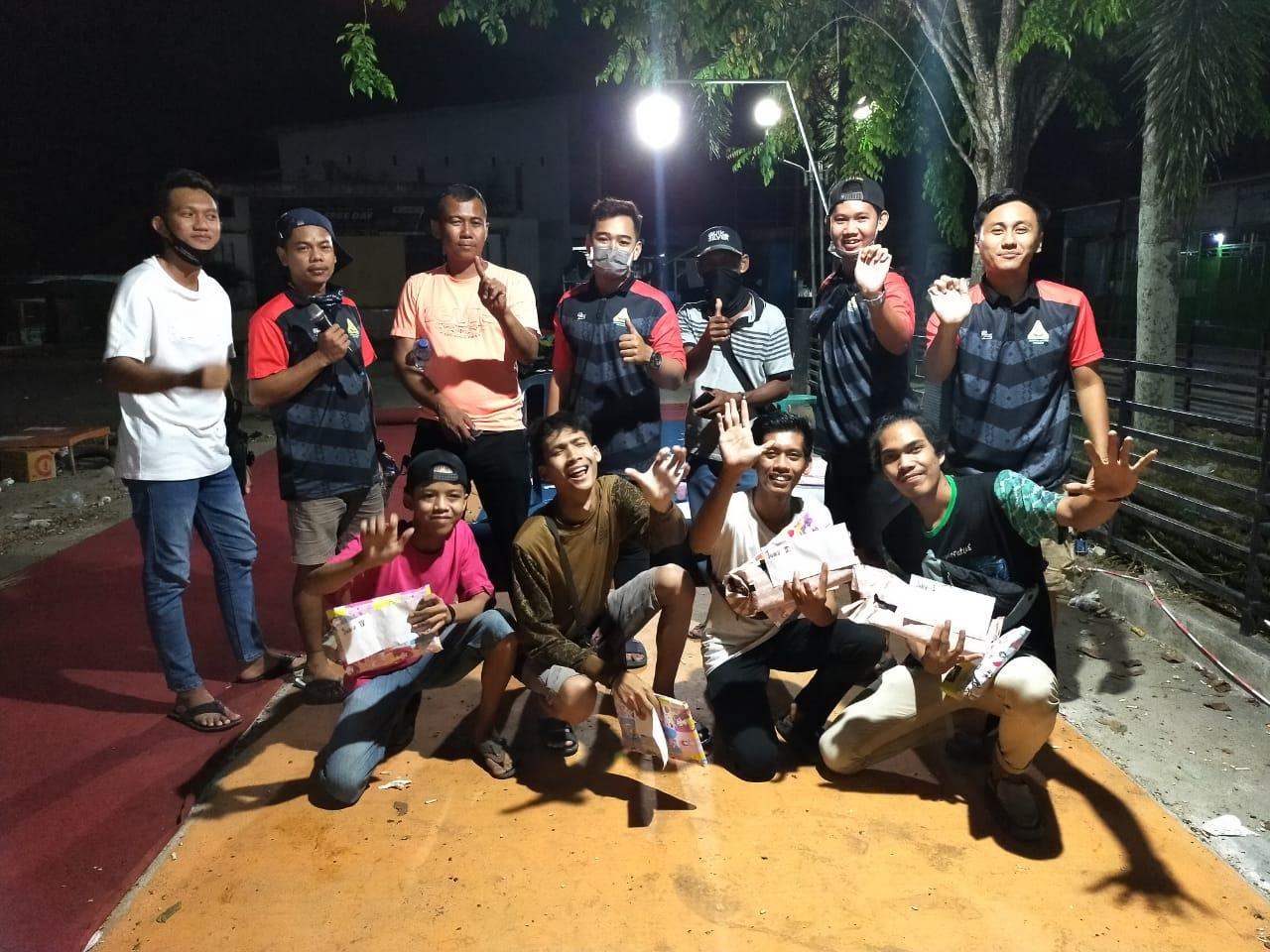 Ojek Online Sanggamku dan KPOTI Balangan Adakan Lomba Bapedak Biji Para 5