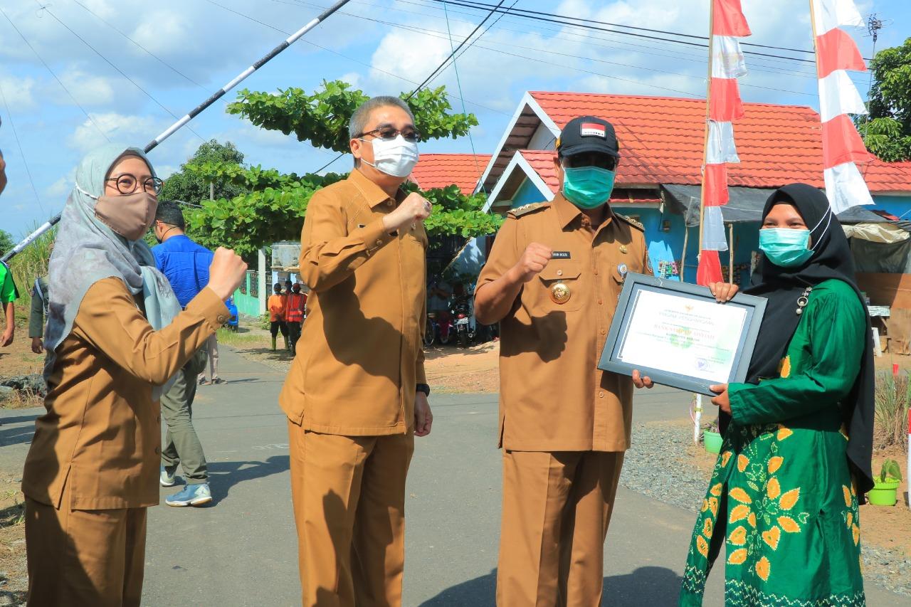 Banjarbaru Lebih Bersih: Bank Sampah Benawa Kota Banjarbaru Raih Kemenangan 8