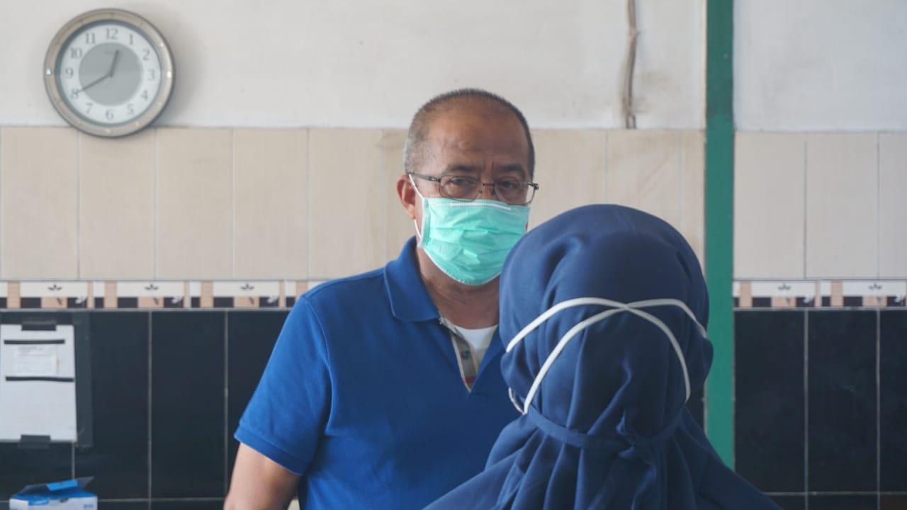 Pengusaha Tahu di Banjarbaru Senang Dikunjungi Haji Martinus-Jaya 10
