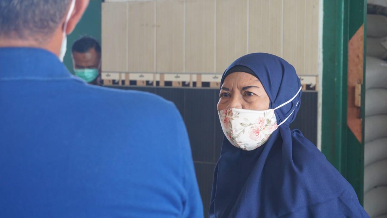 Pengusaha Tahu di Banjarbaru Senang Dikunjungi Haji Martinus-Jaya 7