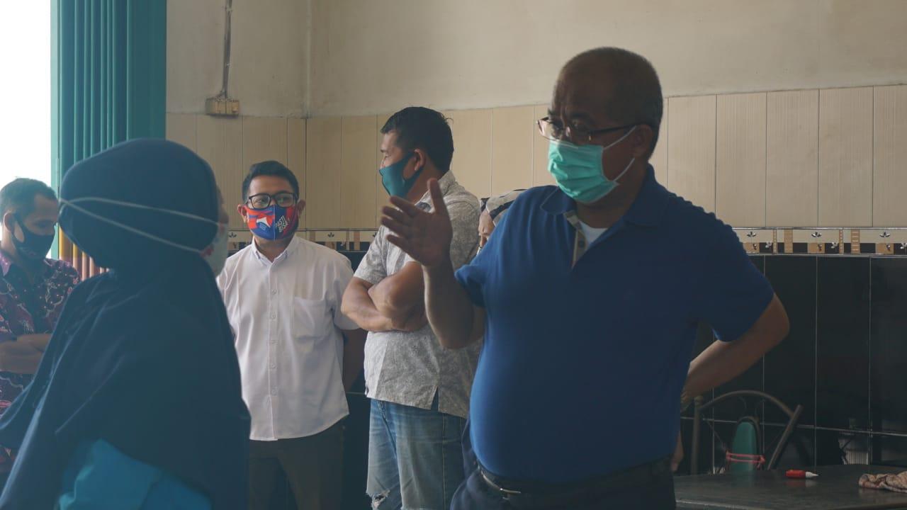 Pengusaha Tahu di Banjarbaru Senang Dikunjungi Haji Martinus-Jaya 5