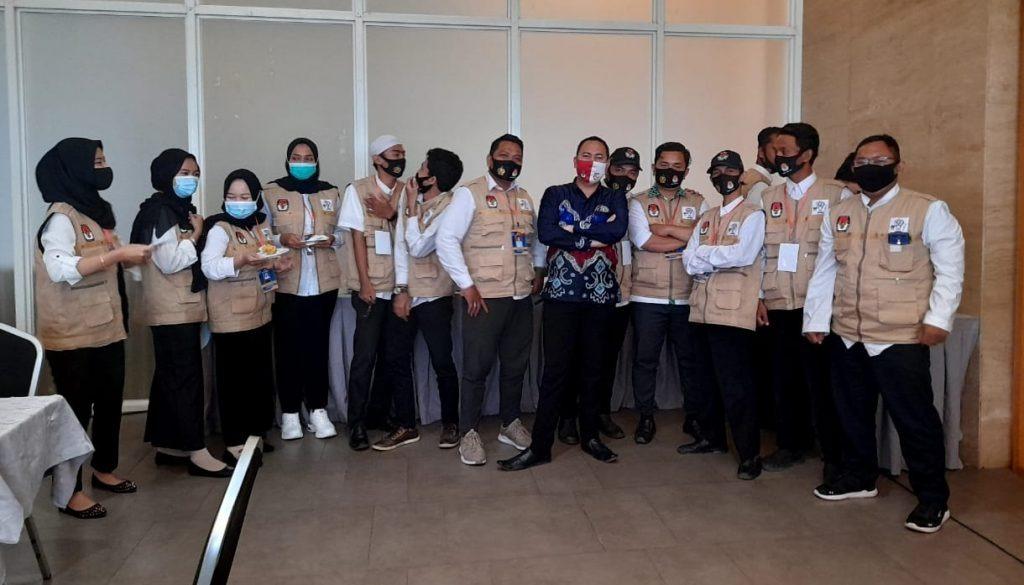 25 Relawan Demokrasi KPU Banjar Bertugas Hingga 11 Desember Mendatang 5