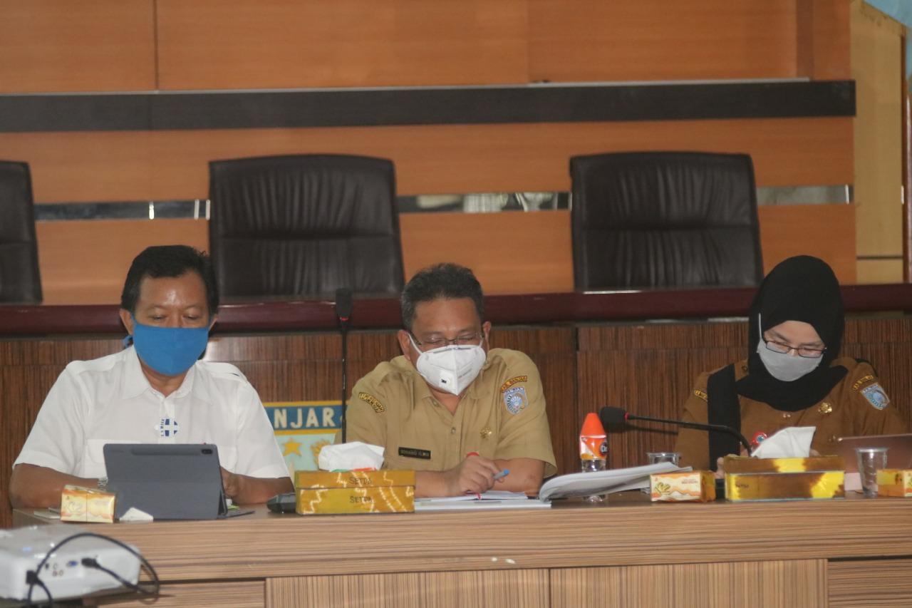 Pemkab Banjar Gelar Diskusi Rencana Pembangunan Wilayah Sekumpul Tahap 1 6