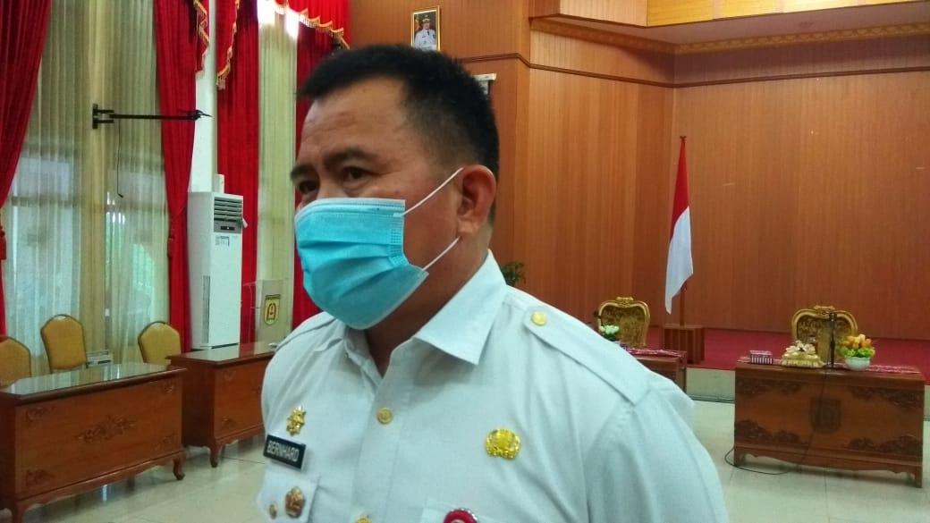 PJS Walikota Banjarbaru Kedepankan Kegiatan Masyarakat Banjarbaru Sesuai protokol Covid-19 8