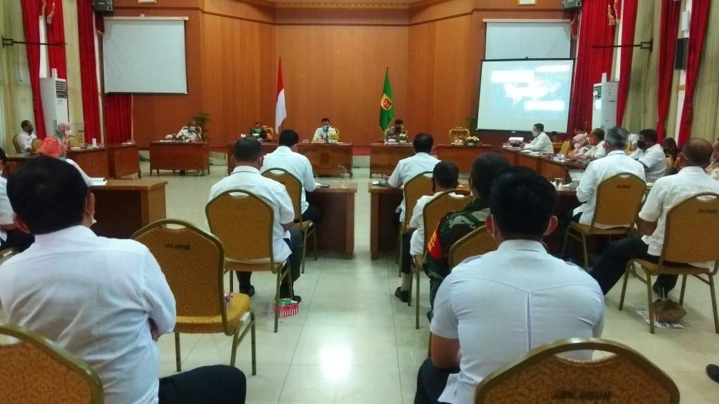 PJS Walikota Banjarbaru Kedepankan Kegiatan Masyarakat Banjarbaru Sesuai protokol Covid-19 6