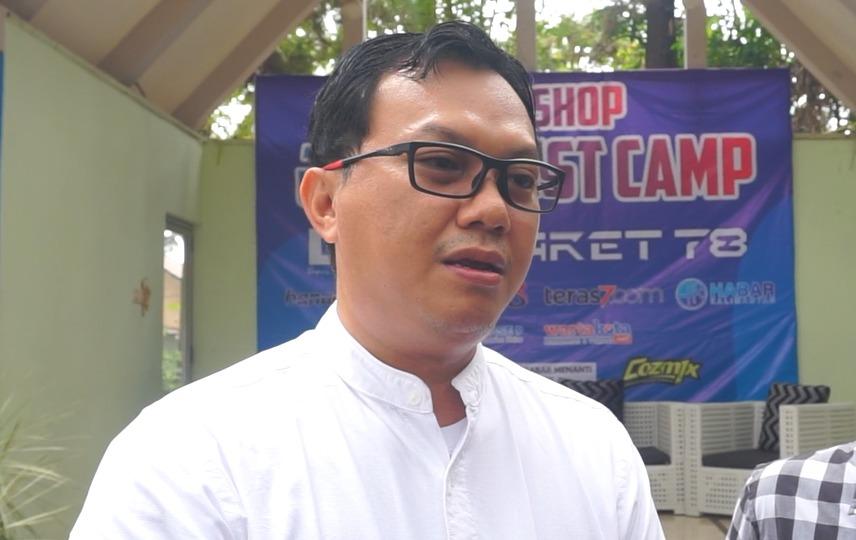 Journalist Camp di Buka, Puluhan Anak Muda Antusias 8